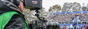 La X10 de I-Movix captura en 4K toda la acción de la Ryder Cup