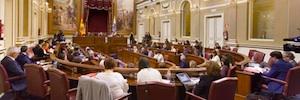 Vitelsa pone en marcha el nuevo centro de producción y realización del Parlamento de Canarias