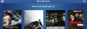 Contentwise ayuda a Sky Italia a ofrecer descubrimiento personalizado de contenidos