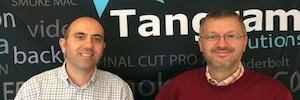 Tangram, nuevo distribuidor de sistemas avanzados de Autodesk y de Adobe Anywhere en España