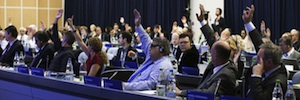 La UER renueva su junta directiva