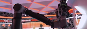 Arcam Tv: una robótica completa, fácil y rápida de transportar y montar