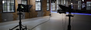 Las robóticas de MRMC automatizan el primer estudio londinense totalmente en 4K