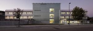 El nuevo Centro de Conservación y Restauración de la Filmoteca Española, al detalle