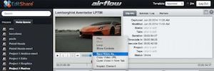 Flow 3.2, el Media Asset Management de EditShare, soporta ahora 4K
