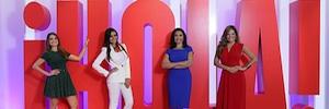 La audiencia de ¡Hola! TV crece un 63% en su primer año de emisiones