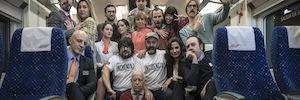 Finaliza el rodaje de 'Incidencias', la nueva comedia de Corbacho y Cruz