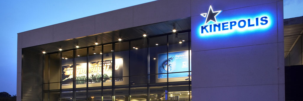 Kinépolis presenta su sala de cine de proyección láser con tecnología de Barco y Dolby