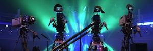 TopVision y Sony retransmiten en directo en UHD un concierto de Linkin Park