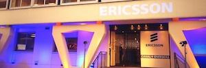Ericsson abre un nuevo Centro de servicios de televisión y medios