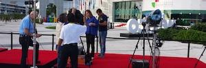 Overon proporcionó cobertura informativa a la Cumbre Iberoamericana de Veracruz