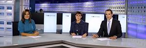 Tres60Grupo produce los contenidos informativos de TPA y Telemadrid