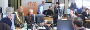 RTVE pone en marcha un innovador sistema centralizado de redacción en el centro territorial de Castilla-La Mancha