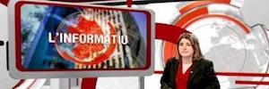 Los medios municipales de L'Hospitalet de Llobregat estrenan un nuevo sistema de noticias