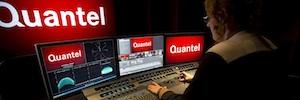 Quantel equipa su nueva sala de demostraciones con un proyector Christie CP4220