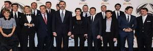 Antena 3 celebra su 25 aniversario por todo lo alto