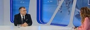 Secuoya se hace finalmente con la externalización de la autonómica murciana