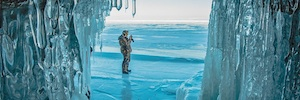 Mistika realza la espectacularidad del lago Baikal en Siberia en un documental en 4K 3D