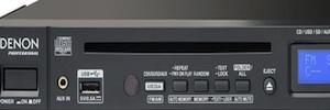 Denon Profesional lanza su primer reproductor multiformato DN-300Z