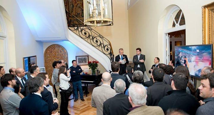 ambassade de belgique en espagne