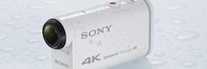 Sony estrena en CES su nueva cámara POV FDR-X1000V
