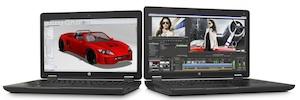 HP presenta las Workstation Ultrabooks más finas y ligeras del mundo