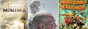 Tres de las cuatro películas candidatas al Goya al mejor sonido mezclaron en Best Digital
