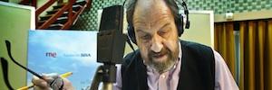 Comienza la grabación en 5.1 de 'El Quijote del siglo XXI' en RNE