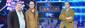 TVE estrenan 'El legado', un nuevo concurso de Coral Europa para las tardes de La 1