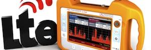El medidor de campo HD Ranger Lite permite ahora detectar interferencias procedente de señales LTE