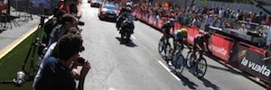 La UER renueva con la Vuelta Ciclista a España hasta 2020