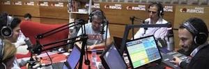 La emisora portuguesa Rádio Comercial actualiza su emisión con STAR Pro Audio de IDC