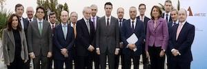 AMETIC se reúne con el Ministro Soria