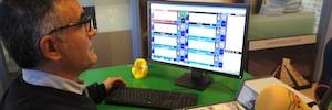 Top Radio España instala en sus estudios en Madrid la plataforma Systel IP 12