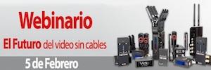 Moncada organiza un webinar sobre el futuro del vídeo sin cables