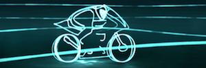 Telson realiza los vídeos de presentación del equipo Yamaha MotoGP 2015