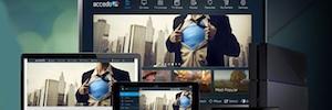 Accedo VIA pretende resolver los retos técnicos en servicios de vídeo multiplataforma