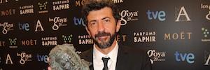 """Alberto Rodríguez: """"este año hemos recuperado parte de la fe que tenía el público en el cine español"""""""