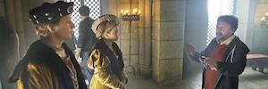 Televisión Española y Diagonal Tv inician el rodaje de 'Carlos, Rey Emperador'
