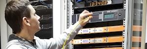 El grupo ruso VGTRK integra el sistema de intercom Conexia de AEQ-Kroma
