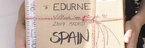 La ORF rueda en Madrid la postal oficial de España en el Festival de Eurovisión 2015