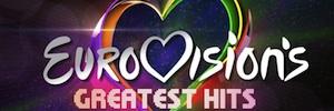 TVE participa en el especial que preparan la BBC y UER para conmemorar el 60º aniversario del Festival de Eurovisión