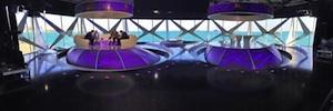 Get Set refuerza su posición en el diseño de sets y decorados para televisión