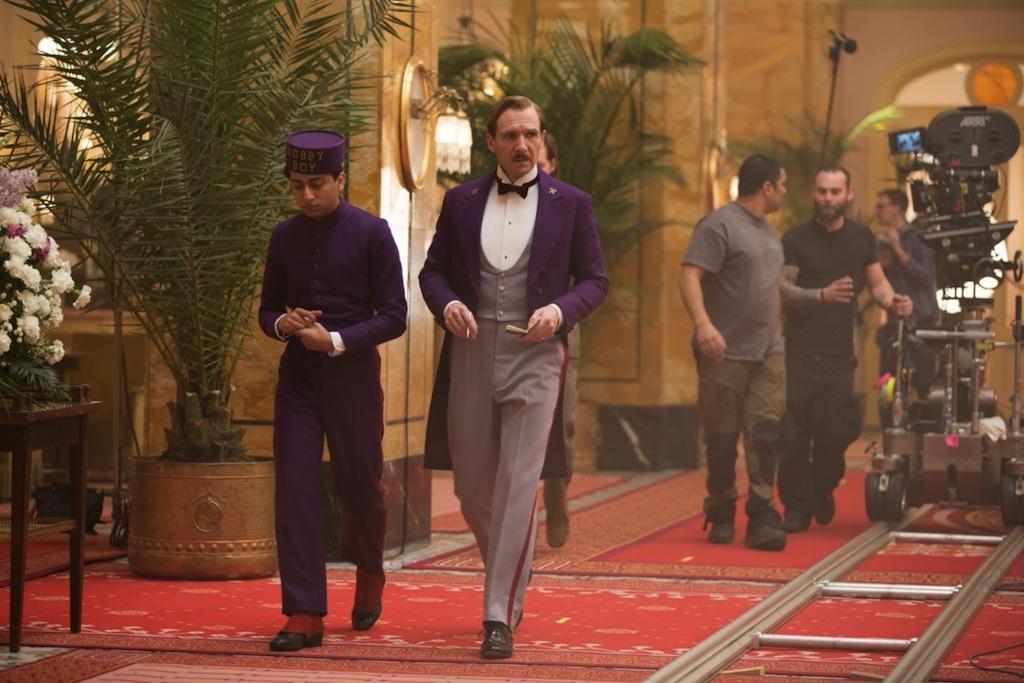 Anzahl Oscars Grand Budapest Hotel