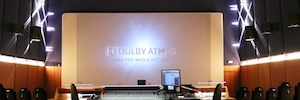 CSS equipa la sala Dolby Atmos de International Sound Studio