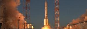 El nuevo Inmarsat-5 F2 da un nuevo paso hacia el acceso global a banda ancha de alta velocidad