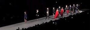 Mediapro produjo la televisión oficial de la Mercedes-Benz Fashion Week