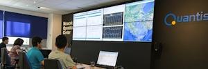 Aragón adjudica a Quantis el transporte de la señal de su radiotelevisión autonómica