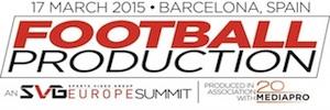 Barcelona albergará el 17 de marzo una jornada internacional sobre la cobertura de fútbol en televisión