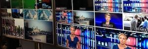 Sky News reestructura sus procesos con ATEM y Smart Videohub